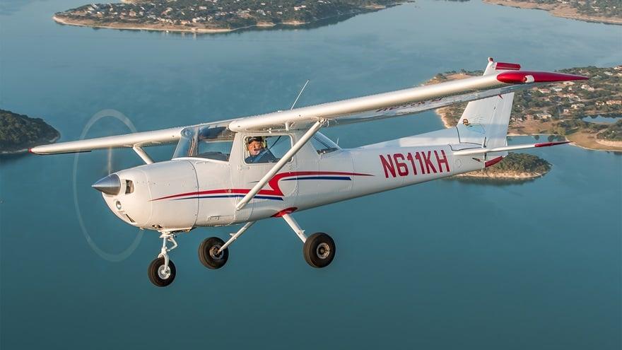 Greg Hughes - Cessna 150 - Norfolk Aviation - Aircraft News