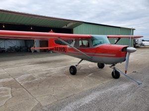 Buy Cessna 150D - Sell Cessna 150D - Paint Cessna 150D - Norfolk Aviation