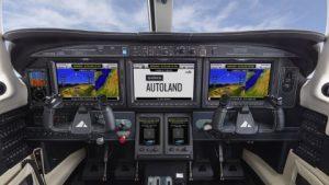Garmin Autoland System - Garmin Automi - Aviation News - Aircraft News