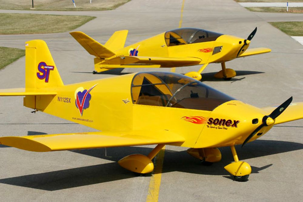 Top 10 Fastest Homebuilt Airplanes  