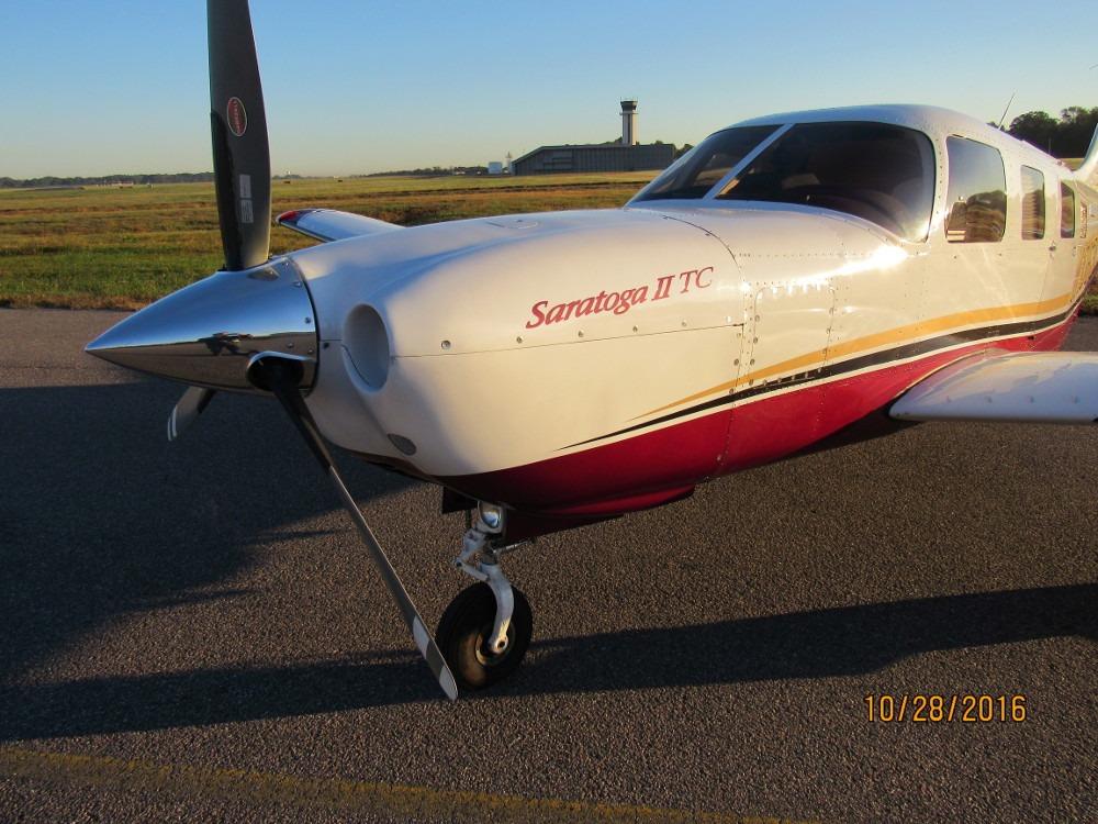 piper saratoga n1063c rh norfolkaviation com Piper Saratoga Performance Piper Seartoga