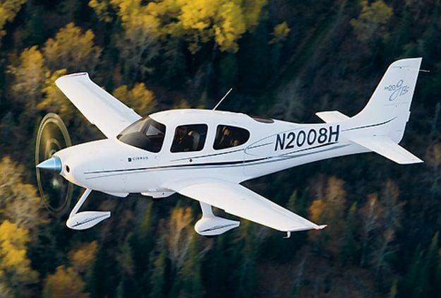 Cirrus SR-20 - Norfolk Aviation