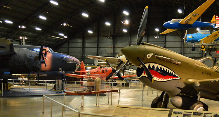 Augmented Reality Exhibition- Air Force Museum Dayton, OH - Aviation News - Pre-Owned Aircraft For Sale