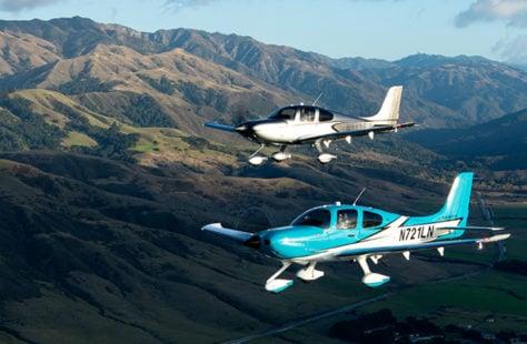 2020 G6 SR Series - Norfolk Aviation - Aircraft Brokerage