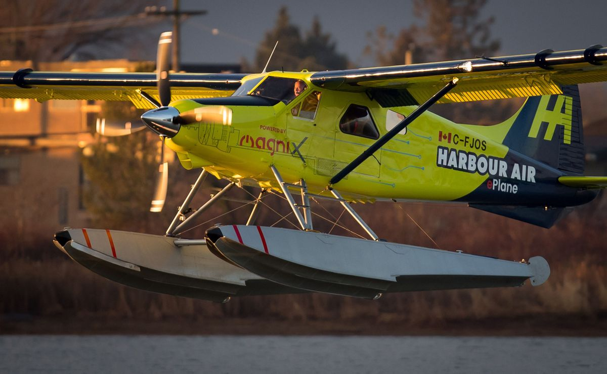 Electric Sea Plane - Aviation News - Norfolk Aviation - Turboprop News - Aircraft Broker