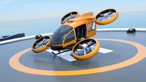 Flying Taxi - Aircraft for Sale - Norfolk Aviation News - Flying Taxis are the Future