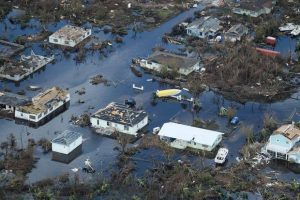 Hurricane Dorian - Hurricane Damage - Bahamas Hurricane Dorian - Norfolk Aviation - Hurricane Relief