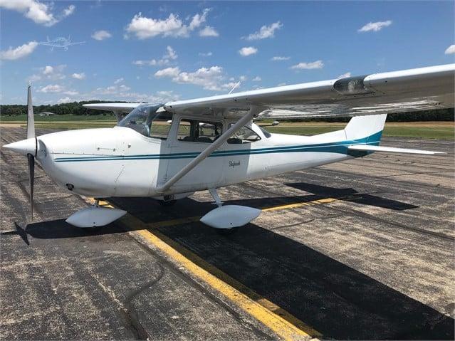 Cessna 172 - Aircraft Brokerage - Norfolk Used Aircraft Sales - Aviation News