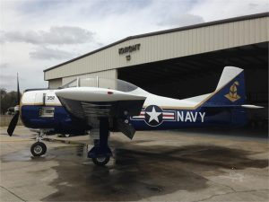 1951 North American T28A for Sale - Local Vintage Aircraft Broker - Norfolk Aviation