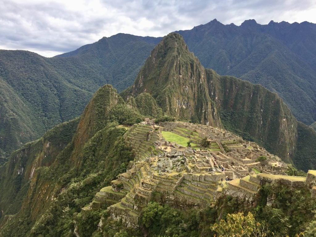Machu Picchu - No-Fly Zones - Peru - Aircraft Brokerage