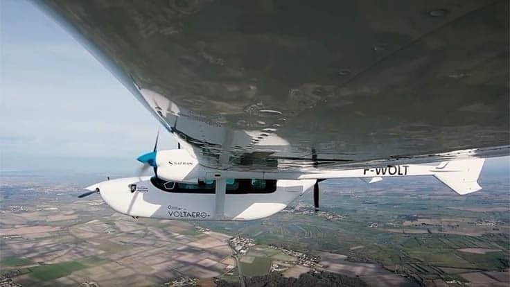 VoltAero - Norfolk Aviation - Private Aircraft - Hybrid Electric