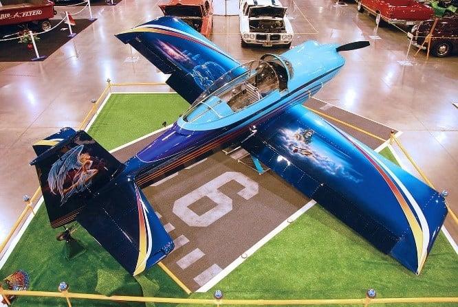 American Angel - John Stahr - John Stahr Custom Painting - Norfolk Aviation